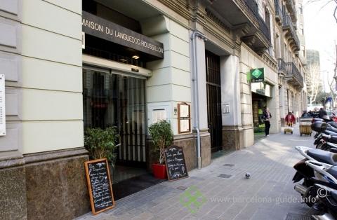 La maison du languedoc roussillon barcelone guide - La maison barcelona ...