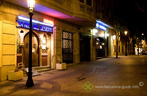 La rosa del desierto barcelona guide - Restaurante la cocina del desierto ...
